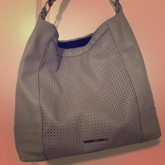 Kensie light blue purse (crossbody and shoulder)